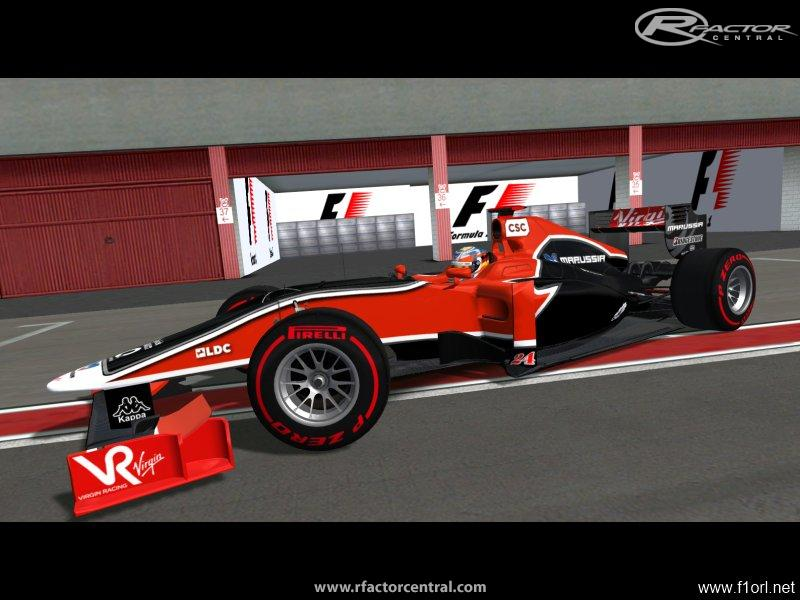 Toban Raceway Park rFactor