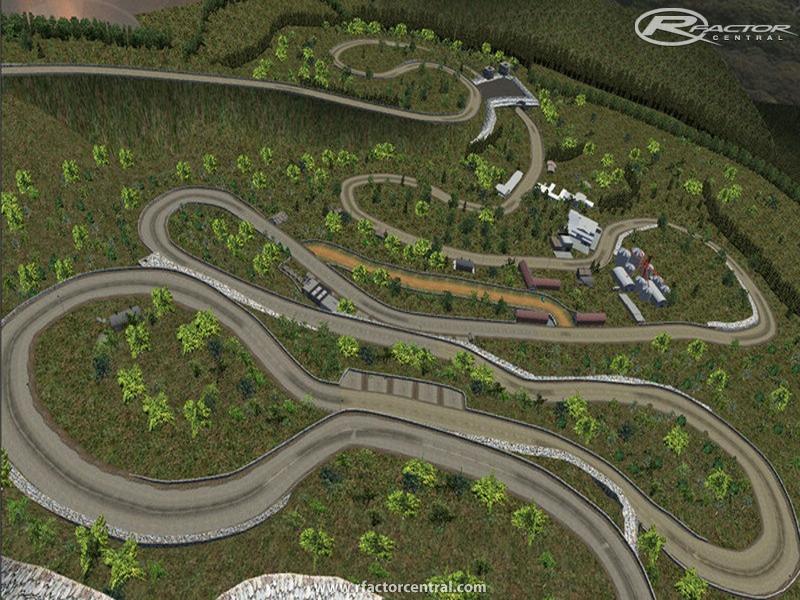 Virtual SRX: CASTLE ROAD by Jimmy_Diamond