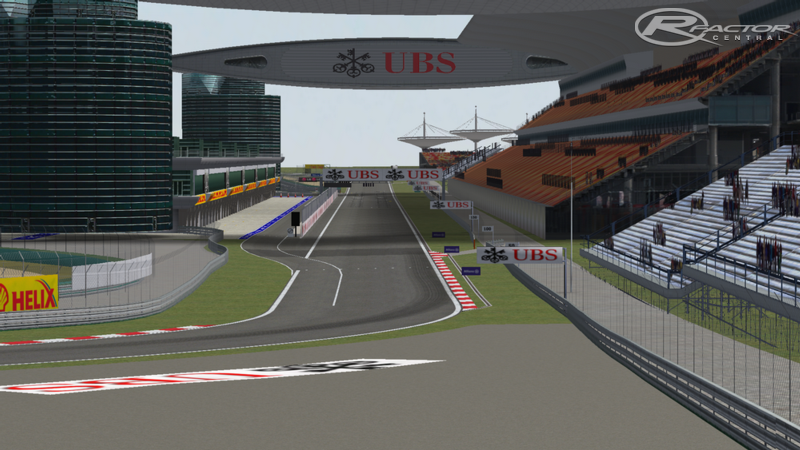 Formula 1 ubs chinese grand prix 200 by team china rfactor chinese