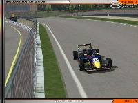 British F3 International 2009 screenshot by dalara21