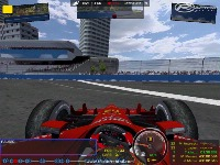 IndyCar Series 2009 screenshot by TriplaJ