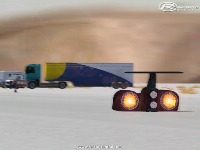 Thrust SSC screenshot by hemetola