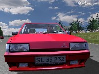 Citroen BX 16Valve screenshot by MZWiZard
