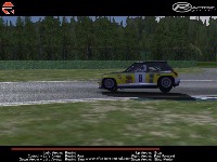 Historic Rally Cars (HRC) screenshot by mihy