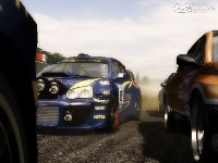 WRC Subaru screenshot by samanthaUK