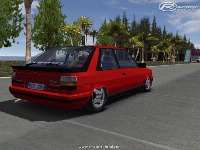 Renault 11 Turbo screenshot by jerry13344