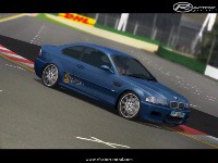 BMW M3 E46 Street Racing screenshot by nEoDaViS