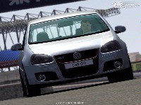 VW GOLF V GTI screenshot by Tyrrell Ford
