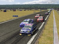 Queensland Raceway screenshot by Hugh Jarse