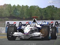 BMW Sauber F1.08 screenshot by rFPlanet