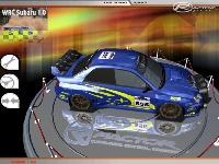 WRC Subaru screenshot by The Stigg