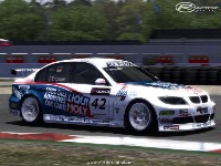 WTCC BMW E90 screenshot by elwood