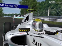 Monza GP4 screenshot by Silver BENZ