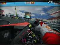 Abu Dhabi F1 Circuit screenshot by Silver BENZ