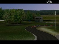 Nicholson Speedway screenshot by bheiland