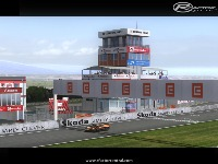 Autodrom Most screenshot by Siggs