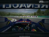 Hungaroring GP4 screenshot by Silver BENZ