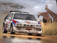 Historic Rally Cars (HRC) screenshot by Tyrrell Ford