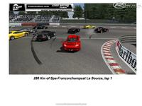 Serie Internationale Du Mans screenshot by DougSpinster