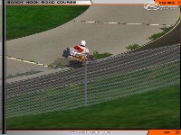 Sandyhook Speedway screenshot by Kartracer41