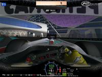 Bruces Animated Helmet Cam Views  screenshot by Silver BENZ