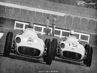 1955 F1 screenshot by Tyrrell Ford