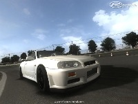 NISSAN Skyline R34 GTR screenshot by Siggs