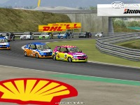 Hungarian Suzuki Bio Cup screenshot by SIMCO