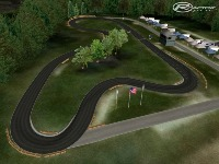 Nicholson Speedway screenshot by rFC