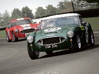 Historic GT & Touring Cars screenshot by Tyrrell Ford