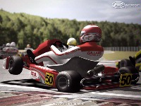 BRKart screenshot by Tyrrell Ford