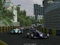 F3 Macau GP screenshot by Imonfire