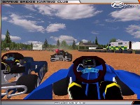 STS Karts screenshot by cumms