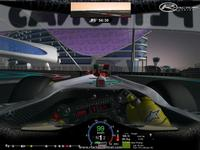 YAS MARINA CIRCUIT screenshot by Silver BENZ