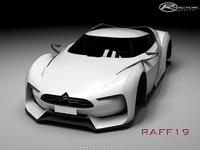 Citroen GT concept  screenshot by armageddon