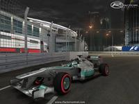 f1 2011 screenshot by Silver BENZ