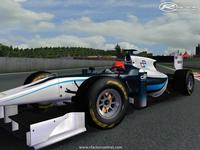 GP2 2011 by F1SR screenshot by Silver BENZ
