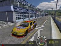 NASCOR National Association for StockCar Online Racing screenshot by Nathan