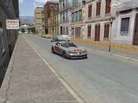 Targa Florio screenshot by Silver BENZ