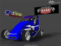 SPR USAC National Midgets screenshot by dingdingbraa