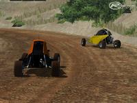 Italian Autocross cars and tracks screenshot by markciccio