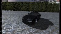 BMW 850i BLACK RACER EDITION screenshot by Jose Lopez
