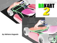 BRKart 2 screenshot by Adriano Augusto
