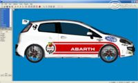 Abarth Punto Competizione screenshot by SAF Modding