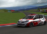 Knockhill 2011 screenshot by Redhawk