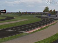 Suzuka South Course Kart track screenshot by Slimjim