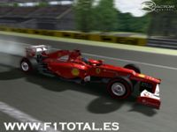 F1 TOTAL 2012 screenshot by Jion Boina