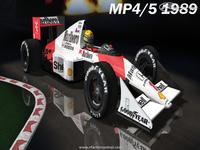 Ayrton Senna Tribute Mod screenshot by samezio