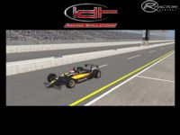 1995 CART Indycar Mod rF2 screenshot by iDT Simulations