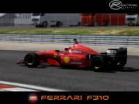 F1 Historic Ferrari F310 screenshot by WCP series